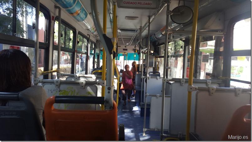 Transporte Publico de Santiago de Chile es el mejor de America Latina - MarijoEscribe