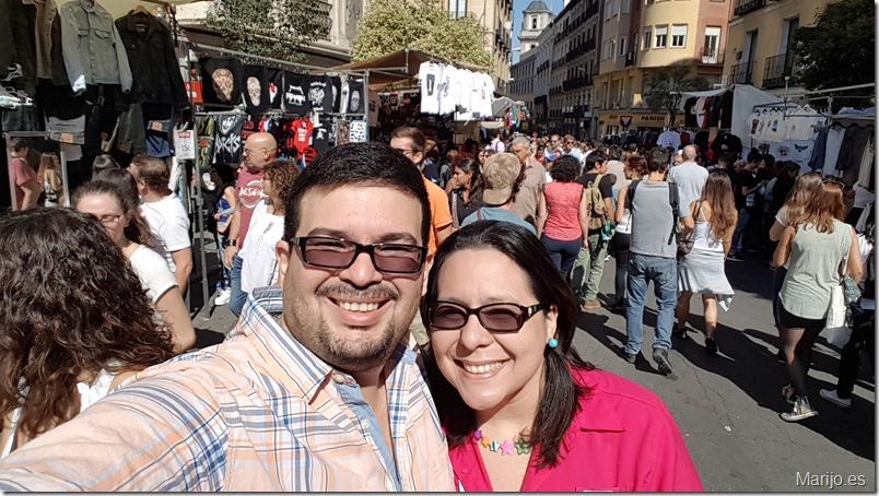Rastro - Champiñones - Tortilla - San Miguel - Madrid (02)