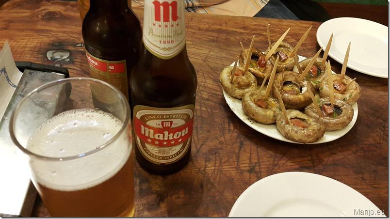 Rastro - Champiñones - Tortilla - San Miguel - Madrid (03)
