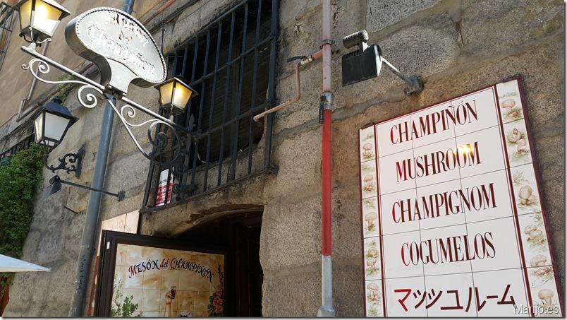 Rastro - Champiñones - Tortilla - San Miguel - Madrid (04)