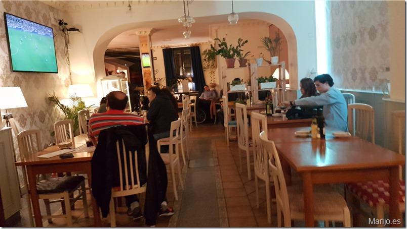 By Cruz - Ronda de Segovia - Restaurante - Madrid (5)