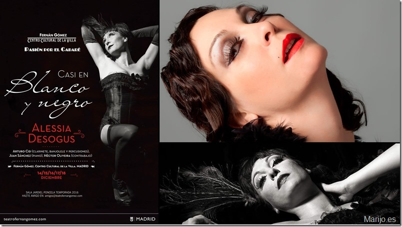 Alessia Desogus - Casi en blanco y negro