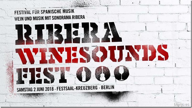 Ribera WineSounds Fest en Berlin