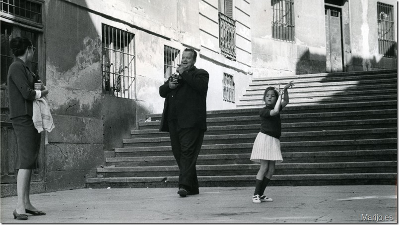 Orson Welles en la travesía del Nuncio - Galerie Lumière des roses