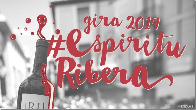 Gira 2019 Espiritu Ribera