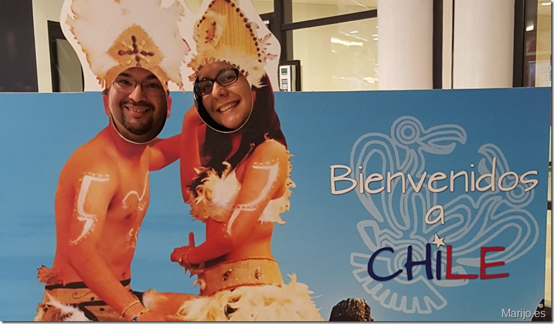 Bienvenidos a Chile ¡Pasando Migración!