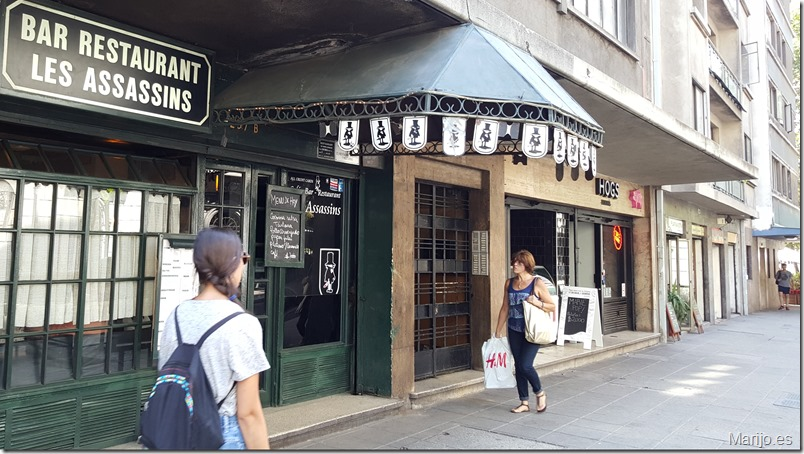 Calle Merced - Vinos y bares en Santiago de Chile