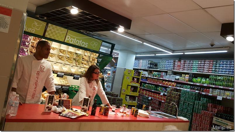 Cata de cervezas en Supermercados Día - Madrid_ (2)