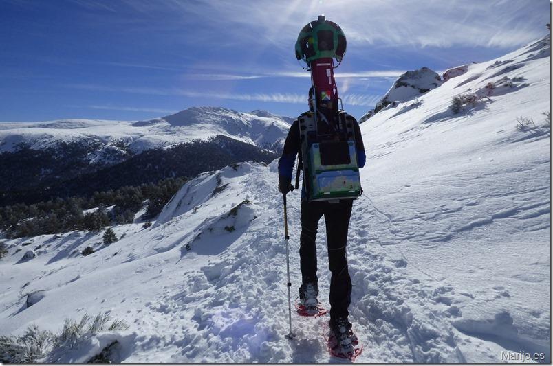 Google digitalizó 15 rutas turísticas en el Parque Nacional de la Sierra del Guadarrama_3
